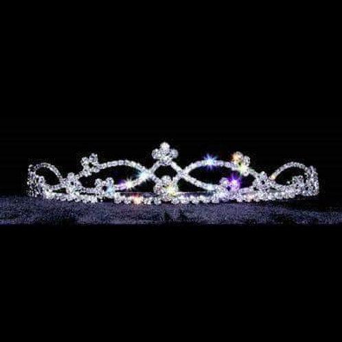 Celtic Princess Tiara Silver