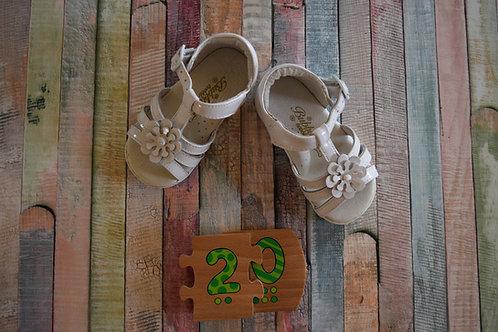 Flower Sandals Shoes Size 20