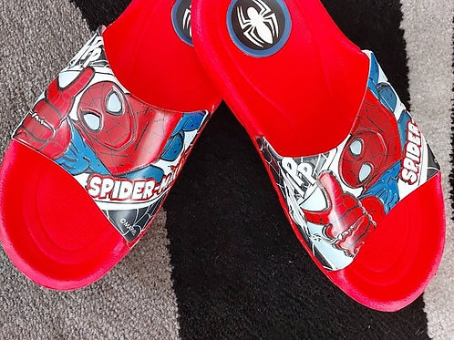 Spiderman Beach Slippers
