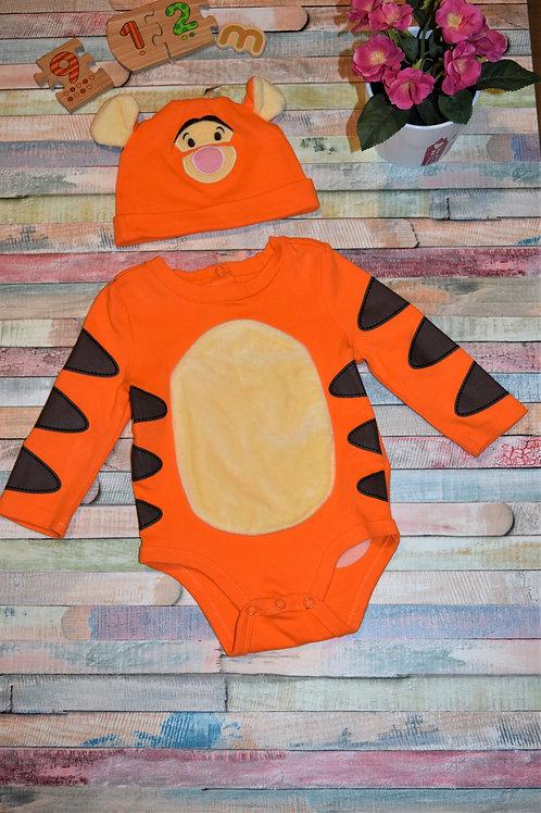 Tiger Baby Set 9-12 Months