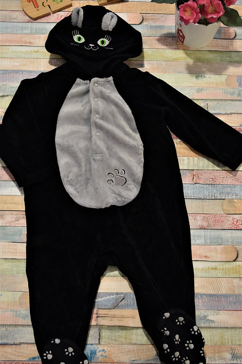 Black Cat 12-18 Months Old