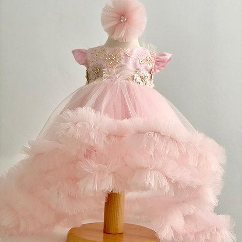 Pink Daria Dress