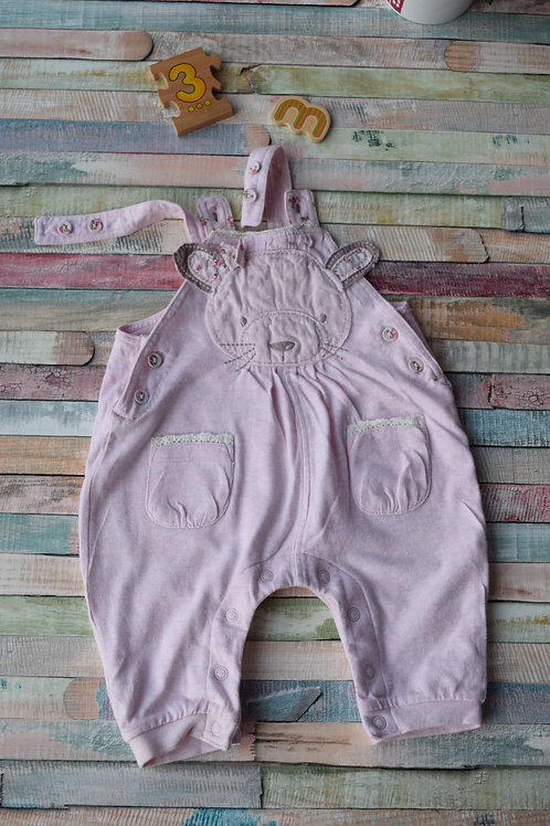 Sweet Bear Dungaree 0-3 Months Old