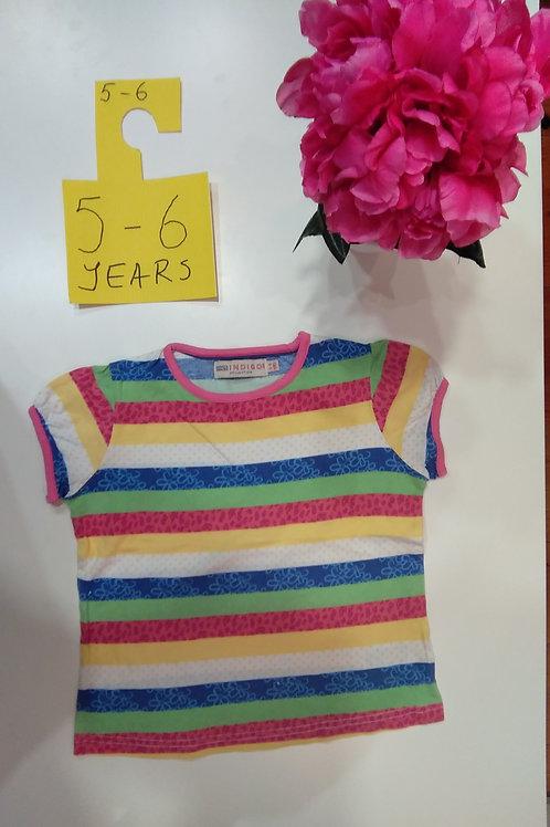 The Happy T-shirt By Indigo