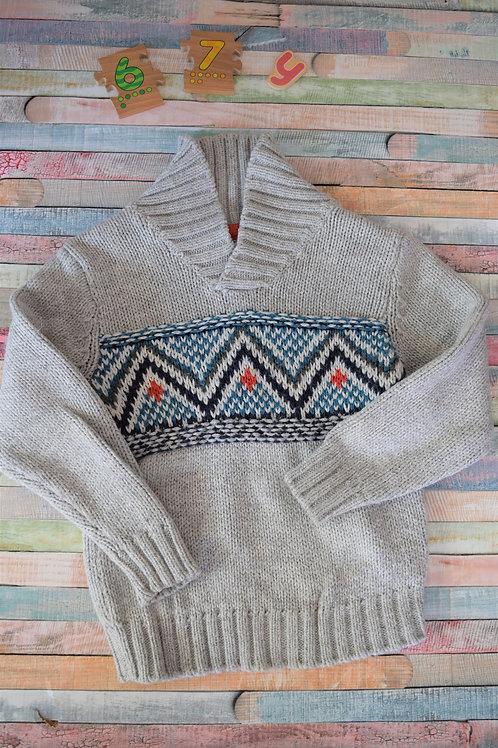 Boy Sweater 6-7 Years Old