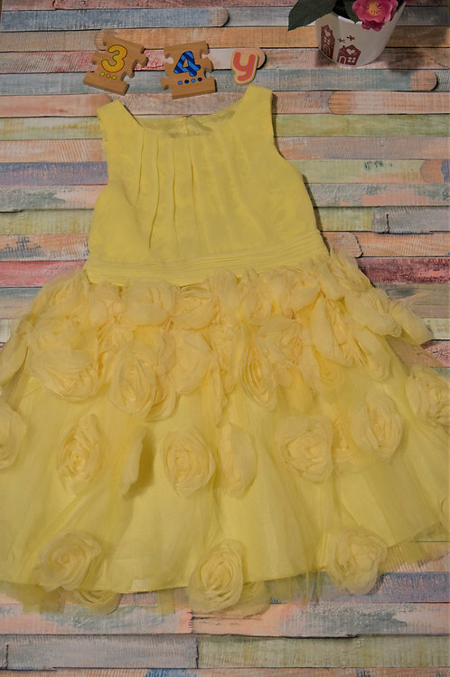 Gorgeous Monsoon Dress 3-4 Years Old
