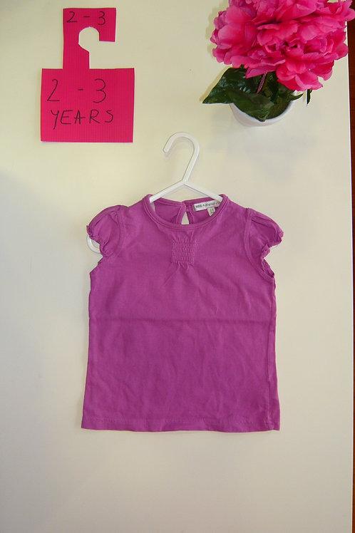 The Purple T-Shirt By Autograph