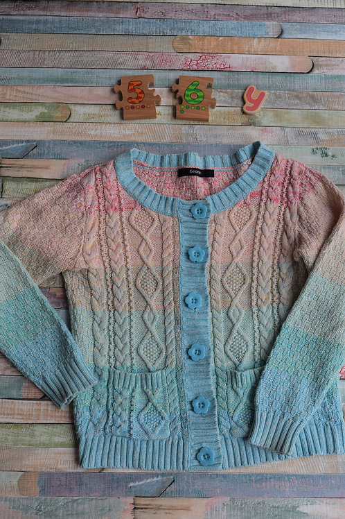 Thick Cardigan George 5-6 Years Old