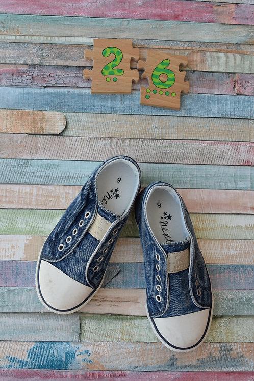 Next Jeans Shoes Size 26