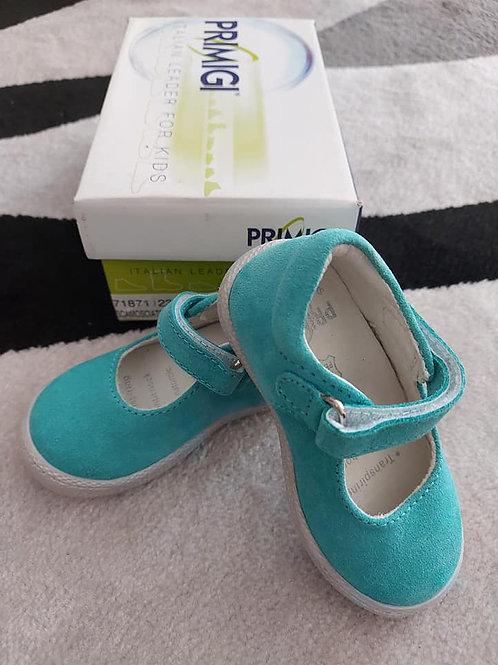 Primigi Blue Shoes Girls Shoes Size 20
