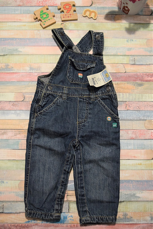 Dungaree Bob der Bar 6-9 Months