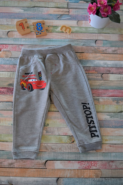 Cars Trousers 12-18 Months Old