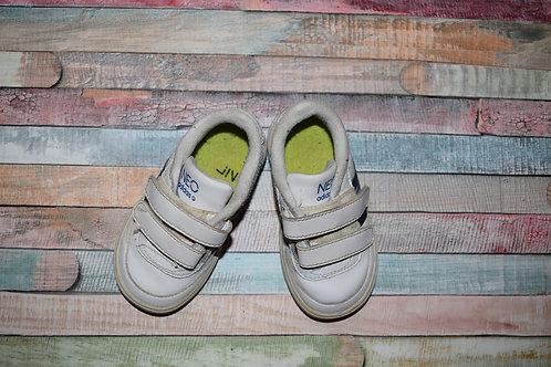 Adidas White Neo Size 21