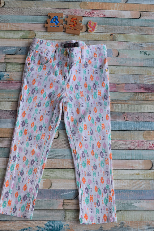 Colorful Trousers 4-5 Years Old