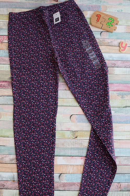 Gap Flower Leggings 12-13 Years Old