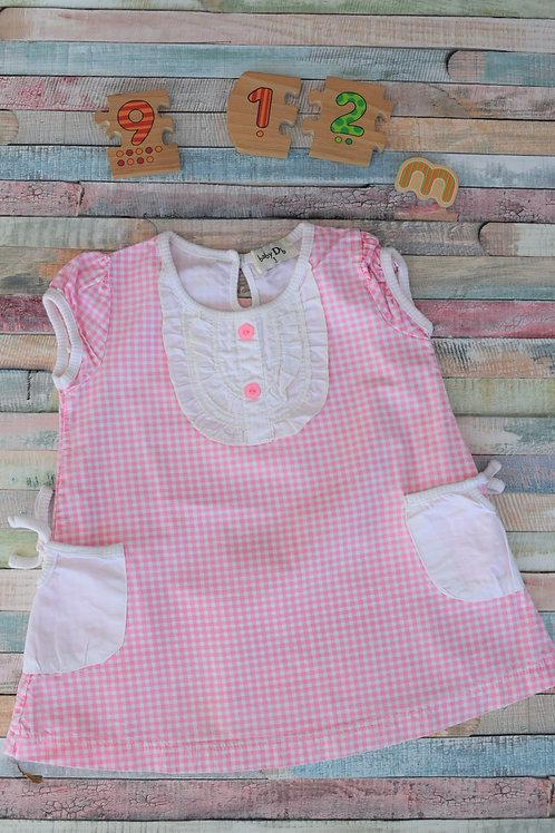 Pocket Dress 9-12 Months Old