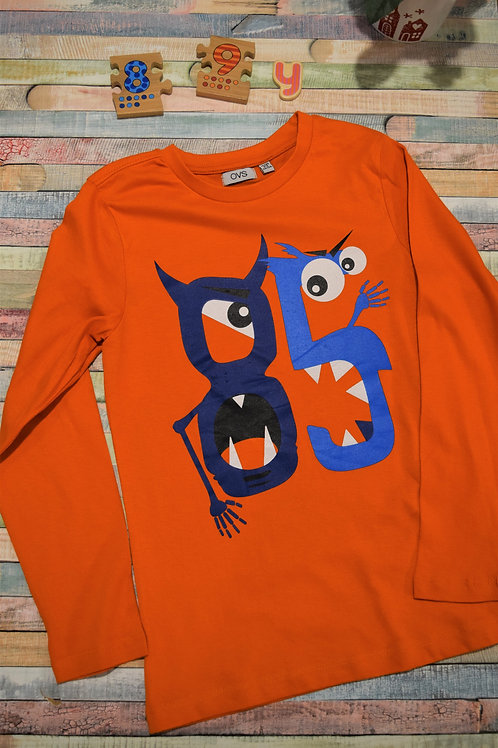 OVS Orange Top Size 8-9 Years Old