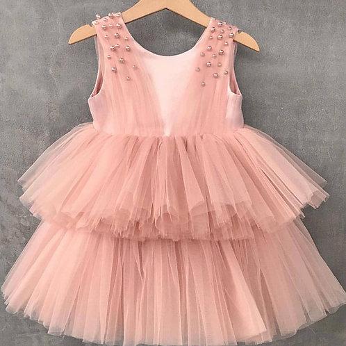 Melanie Pearl Long Dress