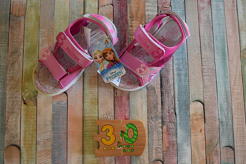 Frozen Sandals Size 30