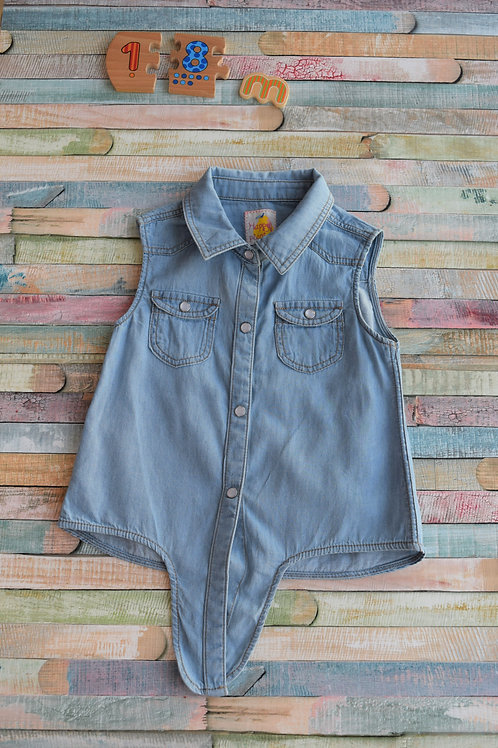 Jeans Top 12-18 Months Old