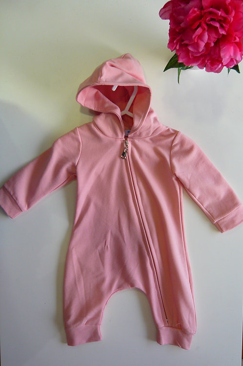 The Dinosaur Baby Body Suit with Hood