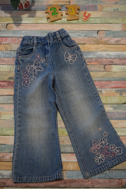Butterfly Jeans 2-3 Years Old