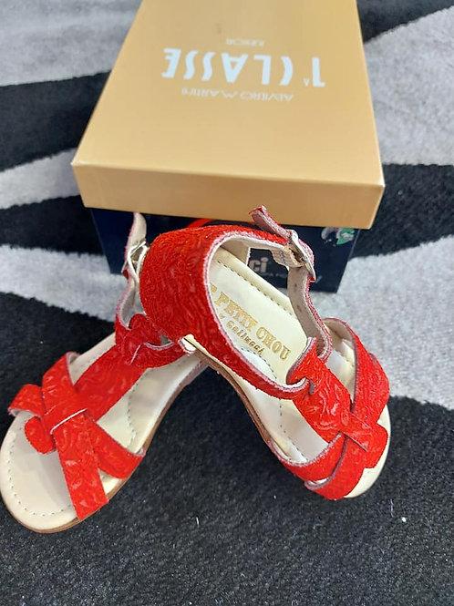 Petit Shoe 1st Class Shoes Size 21