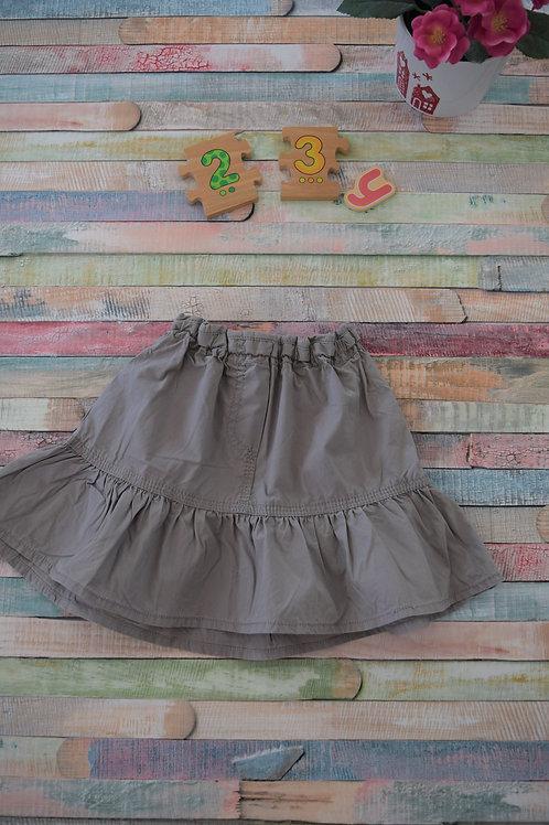 Grey Skirt 2-3 Years Old