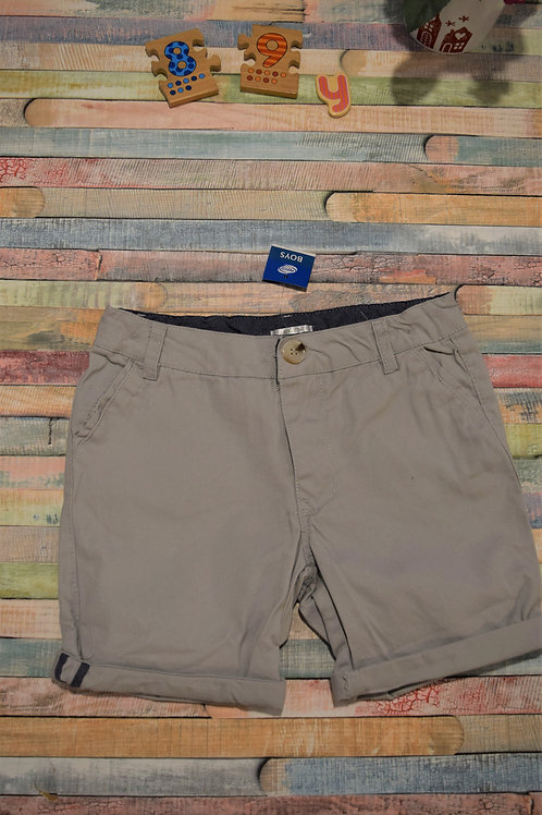 Grey Shorts 8-9 Years Old