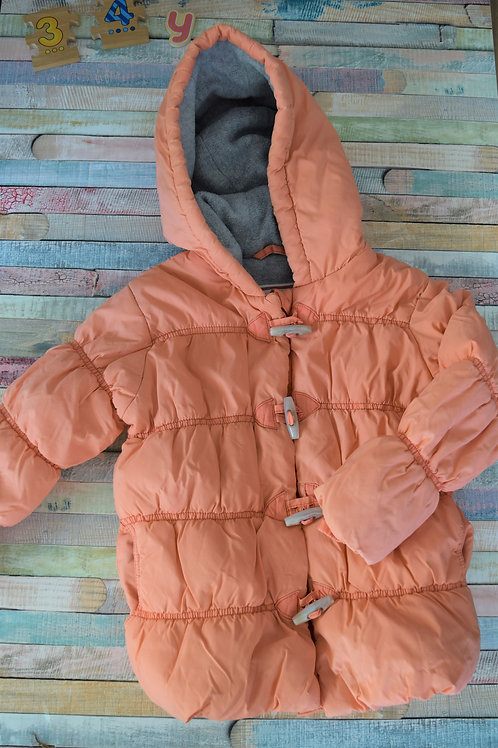 Winter Jacket with Hood 3-4 Years Old