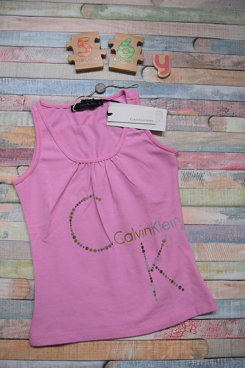 Calvin Klein Tshirt 5 -6 Years Old