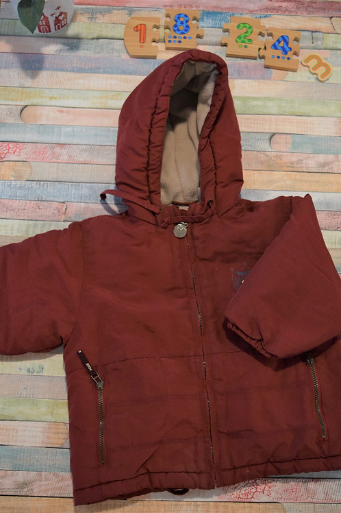 Red Winter Jacket 18-24 Months Old