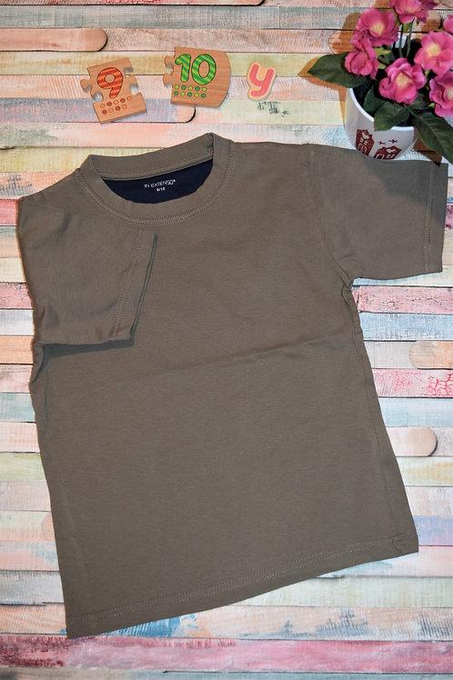 Grey Tshirt 9-10years