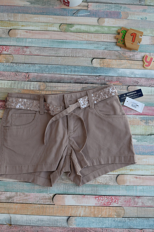 Gap Brown Shorts 11-12 Years Old