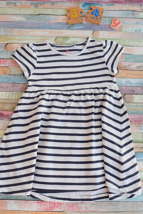 Next Cotton Dress 3-4 Years Old