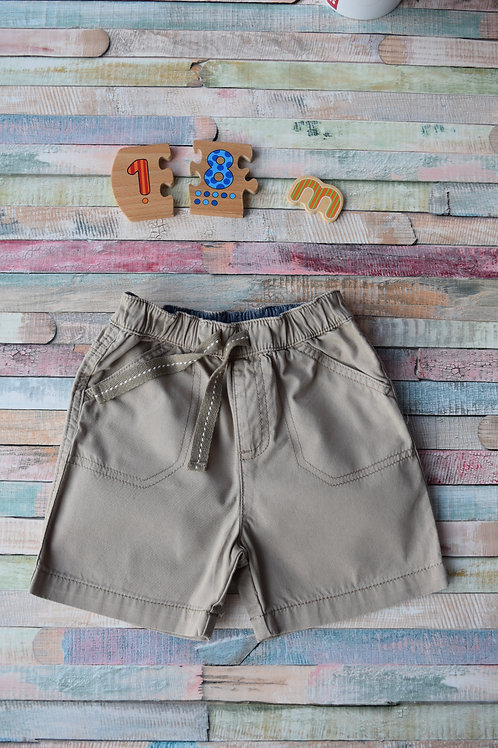 Brown Shorts 12-18 Months Old