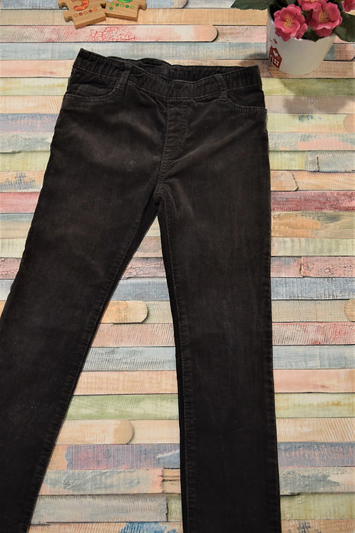 Grey Strech Trousers 5-6 Years Old