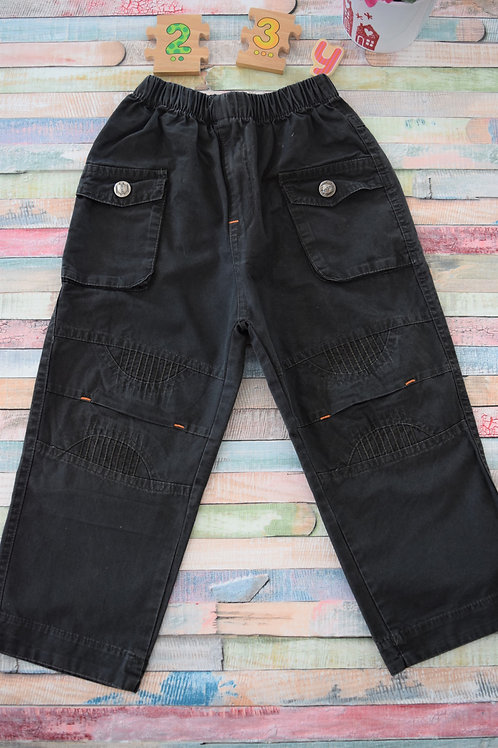 Blue Dark Trousers 2-3 Years Old