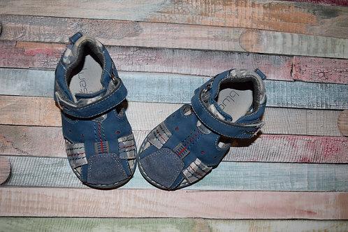 Blues Summer Sandals Size 21