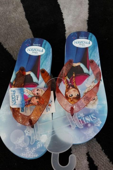 Frozen Girls Sandals