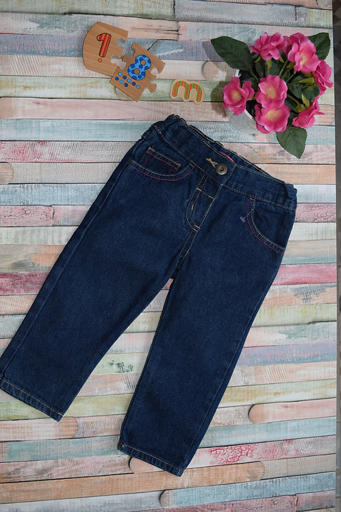 Classic Girls Jeans By F&F