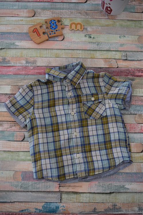 Short Sleeve Shirt 12-18 Months