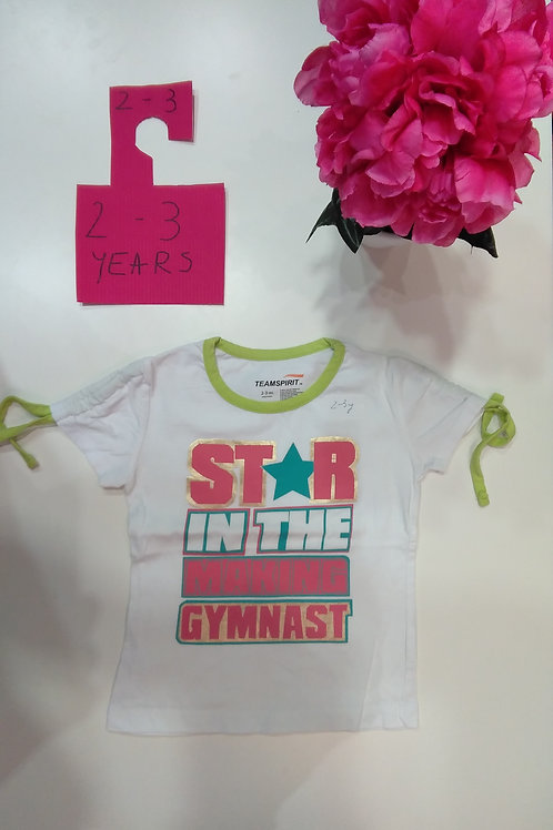 Star In The Making Gymnast