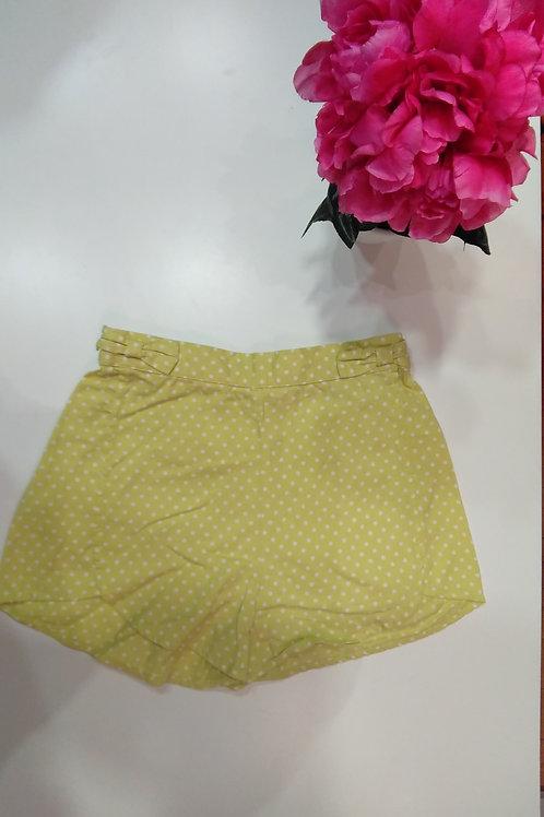 Summer Green Look Shorts