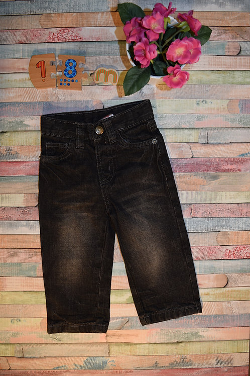 Black Jeans By Urban Rascals