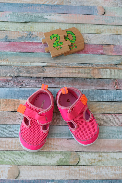 Reebook Pink Shoes Size 20
