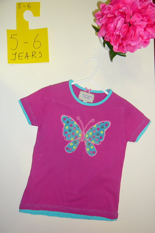 The Butterfly T-Shirt By Adventurers