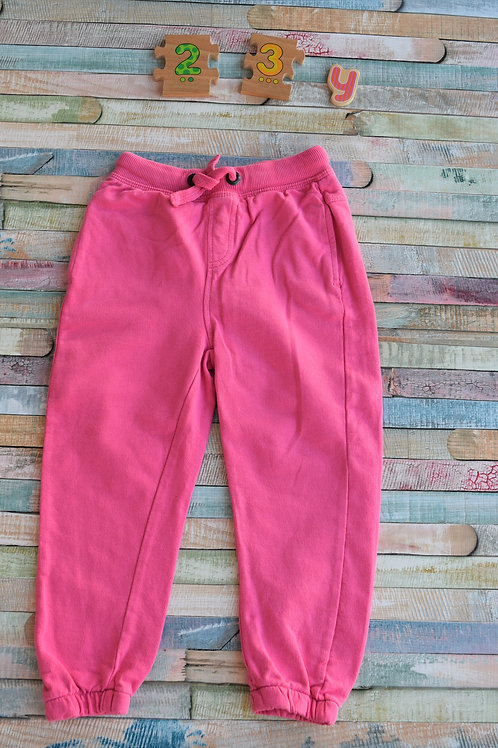 Pink Cotton Trousers 2-3 Tears Old