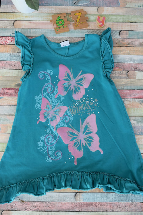 Butterfly Tshirt 6-7 Years Old