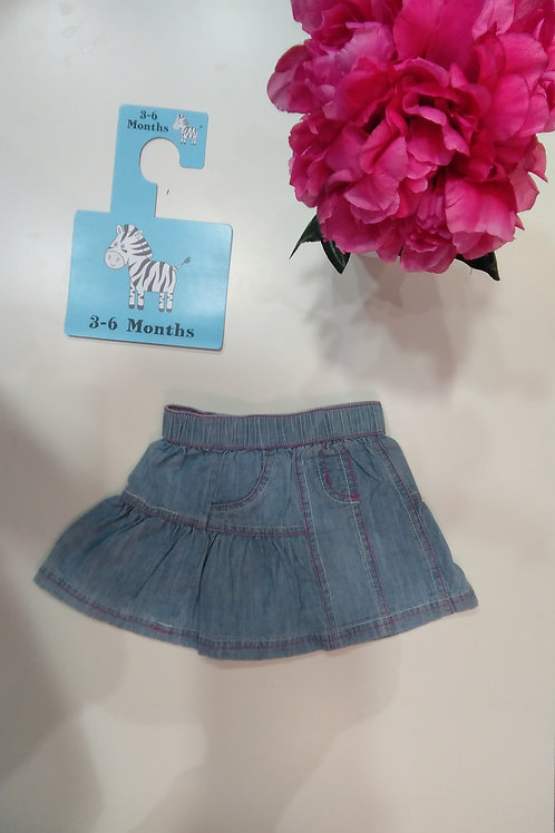 Baby Fashionista Jeans Skirt
